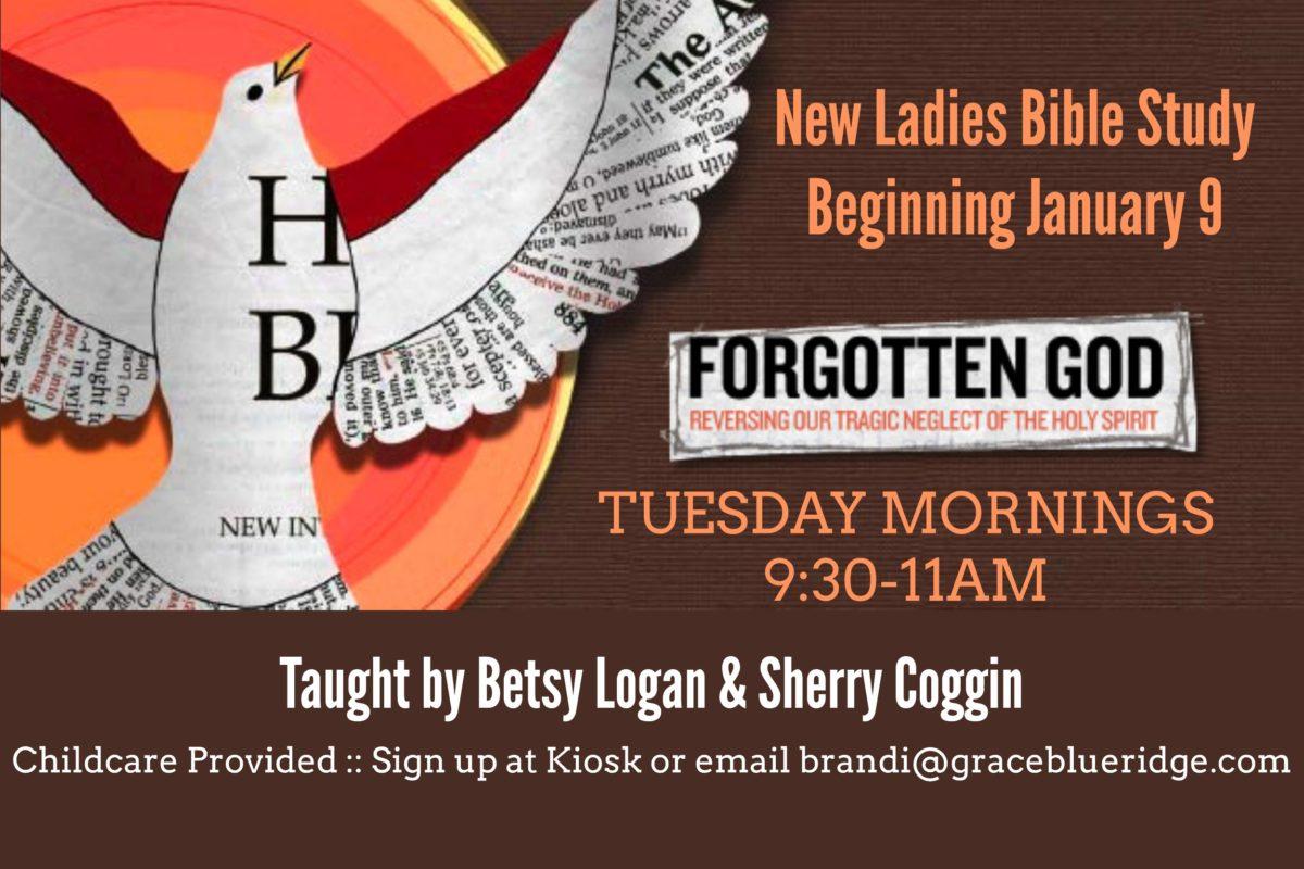 Women's Tuesday Morning Bible Study